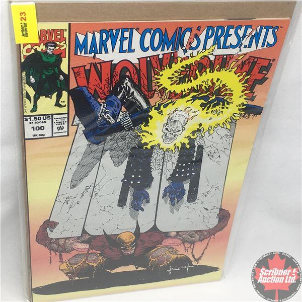 MARVEL COMICS PRESENTS: Wolverine Vol. 1, No. 100, 1992: Dreams of Doom - Chapter One