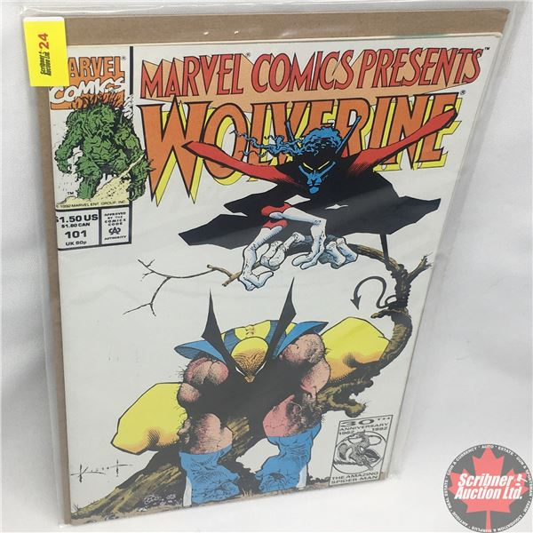 MARVEL COMICS PRESENTS: Wolverine Vol. 1, No. 101, 1992: In The Center Ring - Male Bonding Part 1 -