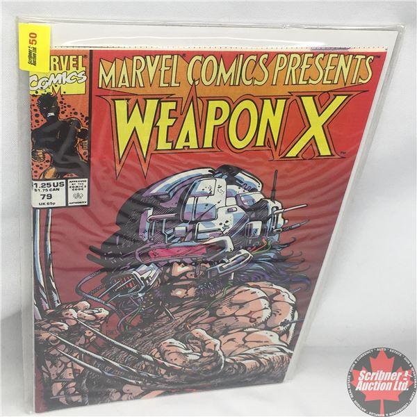 MARVEL COMICS PRESENTS: Weapon X  Vol. 1, No. 79, 1991:  Chapter Seven