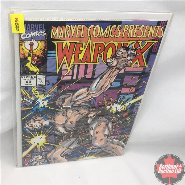 MARVEL COMICS PRESENTS: Weapon X  Vol. 1, No. 82, 1991:  Chapter Ten