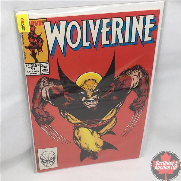 MARVEL: Wolverine 17, Late November 1989: Basics