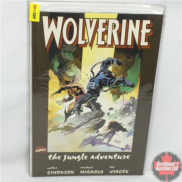 MARVEL COMICS: Wolverine - The Jungle Adventure - 1990