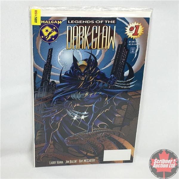 AMALGAM COMICS: Legends of the Dark Claw #1 - April 1996
