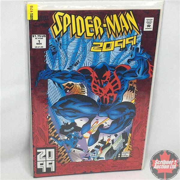 MARVEL COMICS: Spider-Man 2099 - Vol. 1, No. 1, November 1992 - Stan Lee Presents: Spider-Man 2099