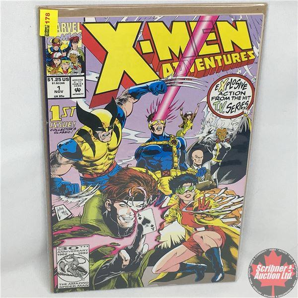 MARVEL COMICS: X-Men Adventures - Vol. 1, No. 1, November 1992 - Night of the Sentinels