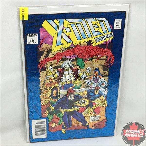 MARVEL COMICS: X-Men 2099 - Vol. 1, No. 1, October 1993 - The Gathering