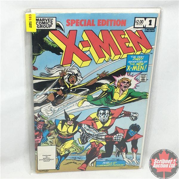 MARVEL COMICS GROUP: Special Edition - X-Men - Vol. 1, No. 1, February 1983 - Stan Lee Presents: The