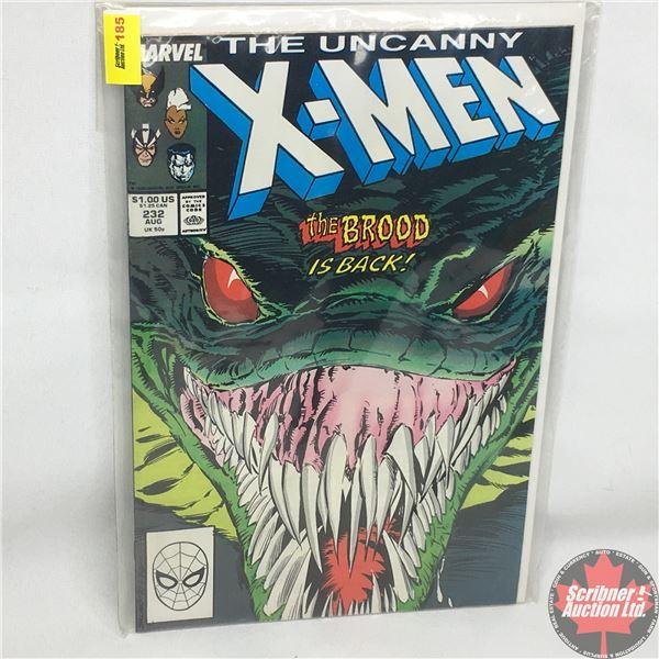 MARVEL: The Uncanny X-Men - Vol. 1, No. 232, August 1988 - Earthfall: A Stan Lee Presentation