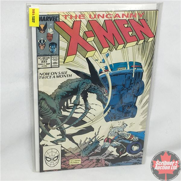 MARVEL: The Uncanny X-Men - Vol. 1, No. 233, Early September 1988 - Stan Lee Presents: Dawn of Blood