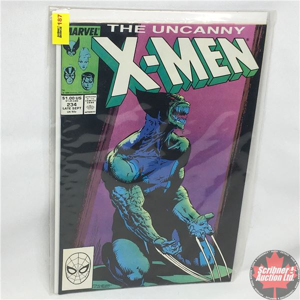 MARVEL: The Uncanny X-Men - Vol. 1, No. 234, Late September 1988 - Stan Lee Presents: Glory Day