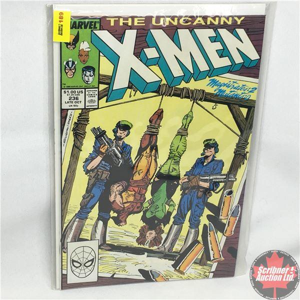 MARVEL: The Uncanny X-Men - Vol. 1, No. 236, Late October 1988 - Stan Lee Presents: Busting Loose!