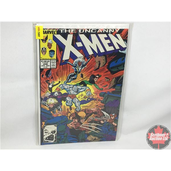 MARVEL: The Uncanny X-Men - Vol. 1, No. 238, Late November 1988 - Stan Lee Presents: Gonna Be A Revo