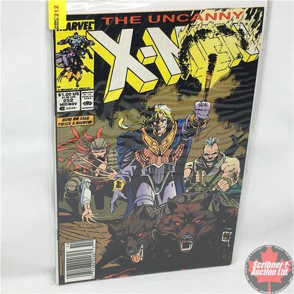 MARVEL: The Uncanny X-Men - Vol. 1, No. 252,  Mid November 1989 - Stan Lee Presents: Where's Wolveri