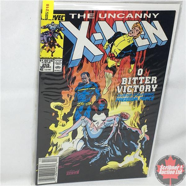 MARVEL: The Uncanny X-Men - Vol. 1, No. 255, Mid December 1989 - Stan Lee Presents: Crash & Burn