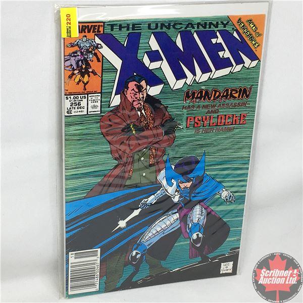 MARVEL: The Uncanny X-Men - Vol. 1, No. 256, Late December 1989 - Stan Lee Presents: The Key That Br