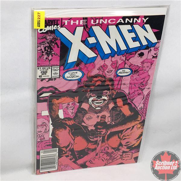 MARVEL: The Uncanny X-Men - Vol. 1, No. 260, April 1990 - Stan Lee Presents: Star 90
