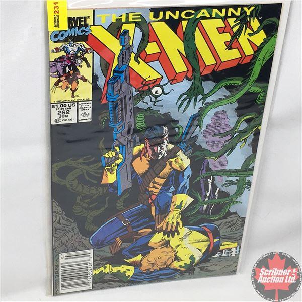 MARVEL: The Uncanny X-Men - Vol. 1, No. 262, June 1990 - Stan Lee Presents: Scary Monsters