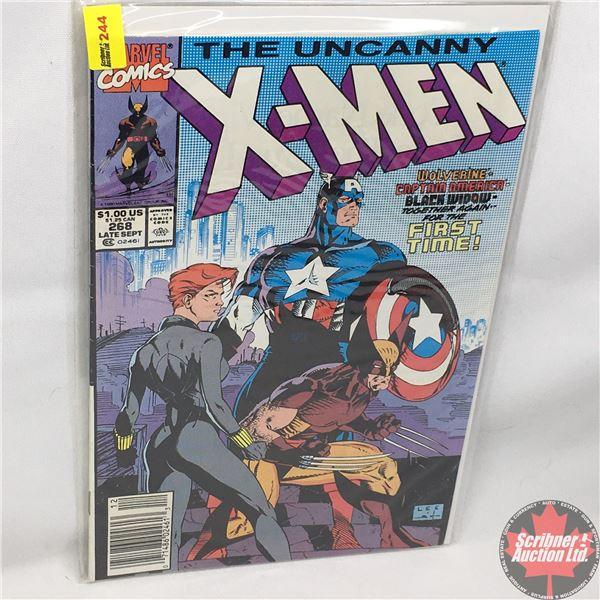 MARVEL: The Uncanny X-Men - Vol. 1, No. 268, Late September 1990 - Stan Lee Presents: Madripoor Knig
