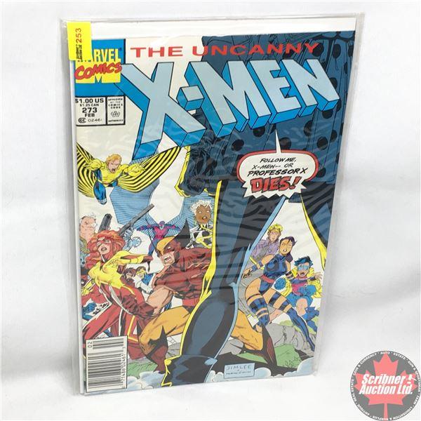 MARVEL: The Uncanny X-Men - Vol. 1, No. 273, February 1991 - Stan Lee Presents: Too Many Mutants!