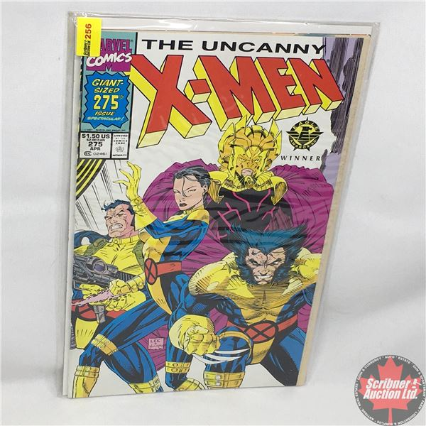 MARVEL: The Uncanny X-Men - Vol. 1, No. 275, April 1991 - Stan Lee Proudly Presents The 275th Issue