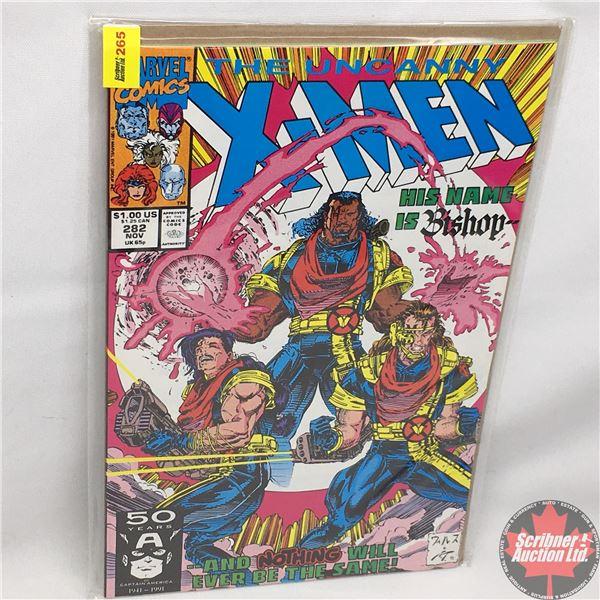 MARVEL: The Uncanny X-Men - Vol. 1, No. 282, November 1991 - Stan Lee Presents: Payback