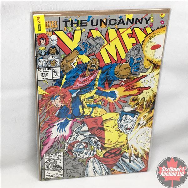 "MARVEL: The Uncanny X-Men - Vol. 1, No. 292, September 1992 -  ""The Morlocks Take Manhattan"""