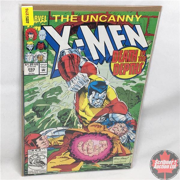 MARVEL: The Uncanny X-Men - Vol. 1, No. 293, October 1992 -  The Last Morlock Story