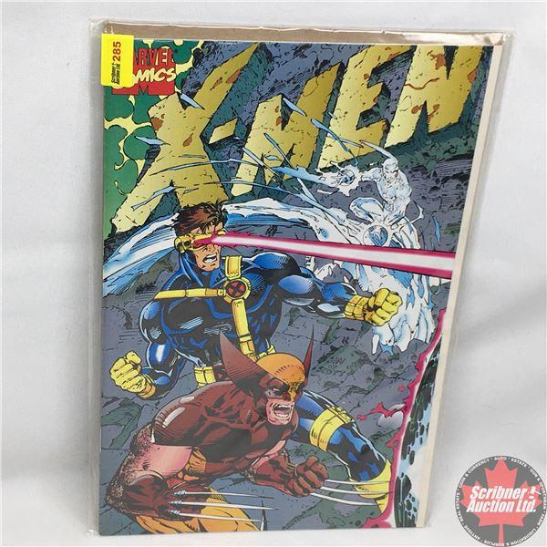 MARVEL COMICS: X-Men - 1 (Special Collector's Edition) Vol. 1, No. 1, October 1991 - Rubicon