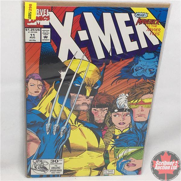 MARVEL COMICS: X-Men - Vol. 1, No. 11, August 1992 - Stan Lee Presents: The X-Men vs. The X-Men (Aga
