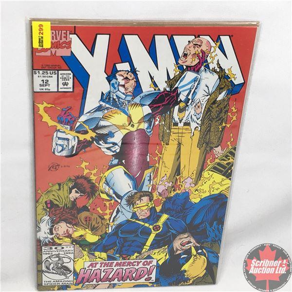 MARVEL COMICS: X-Men - Vol. 1, No. 12, September 1992 - Stan Lee Presents: Broken Mirrors