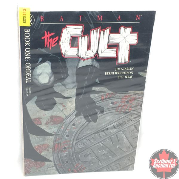 DC: BATMAN - The Cult - Book One - The Ordeal    1988