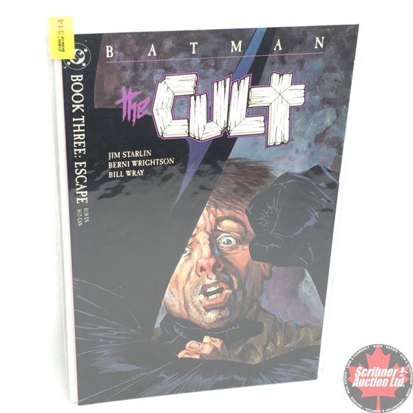 DC: BATMAN - The Cult - Book Three - Escape    1988