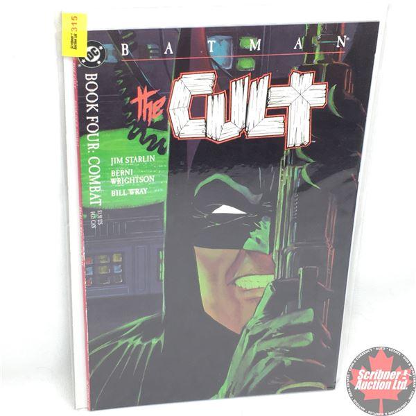 DC: BATMAN - The Cult - Book Four - Combat    1988
