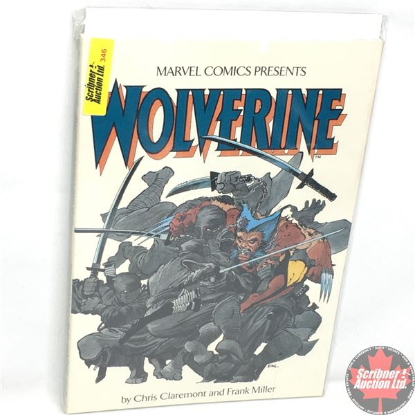 MARVEL COMICS PRESENTS:  Wolverine - Vol. 1, No. 1, July 1987 - A Stan Lee Presentation - I'm Wolver