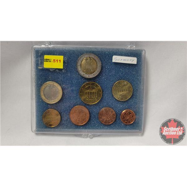 Variety of German Coins (8) (See Pics)