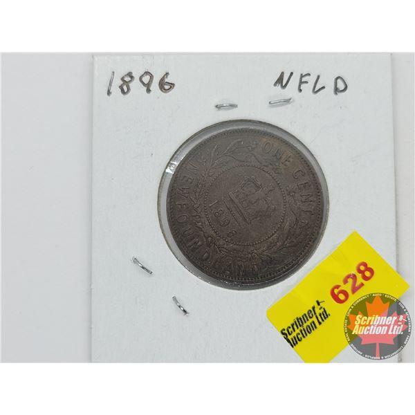 Newfoundland Large Cent 1896