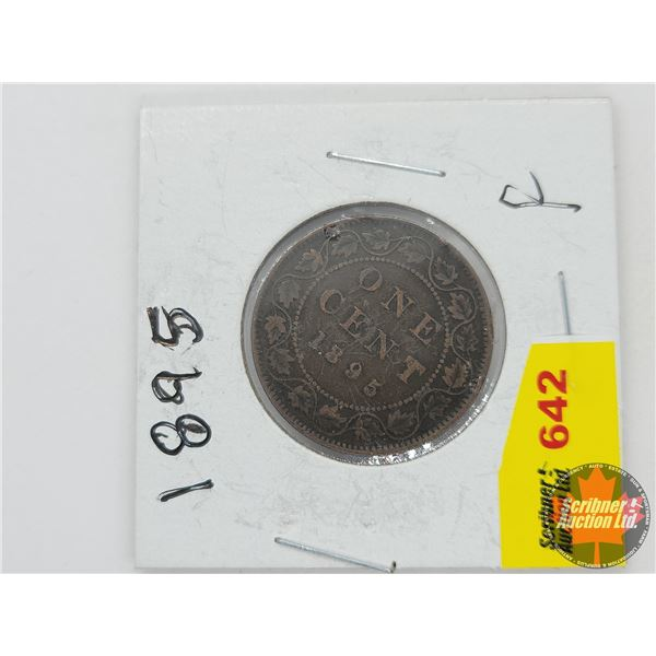 Canada Large Cent 1895