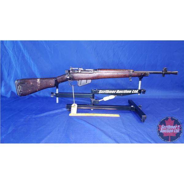 RIFLE ~ Estate Lot: 303 British Lee Enfield No.5 MK1 Bolt (Jungle Carbine) (S/N#07647)