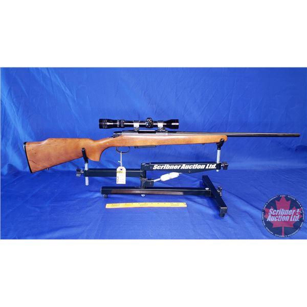RIFLE ~ Estate Lot: Remington 788 Left Hand Bolt 6mm Rem w/Redfield Scope 2x-7x (S/N#A6106788)