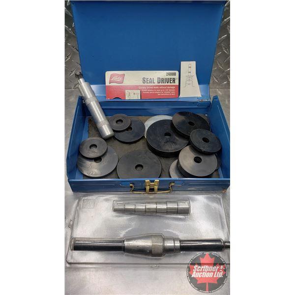Estate Lot ~ Tools: Seal Driver Kit (See Pics!)