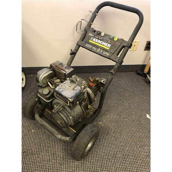 Karcher powered by Honda 3000PSI gas powered pressure washer (no hose, no wand)