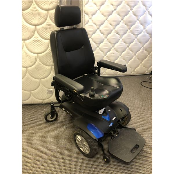 """Titan """"drive"""" power wheelchair w/ charger - good working order"""