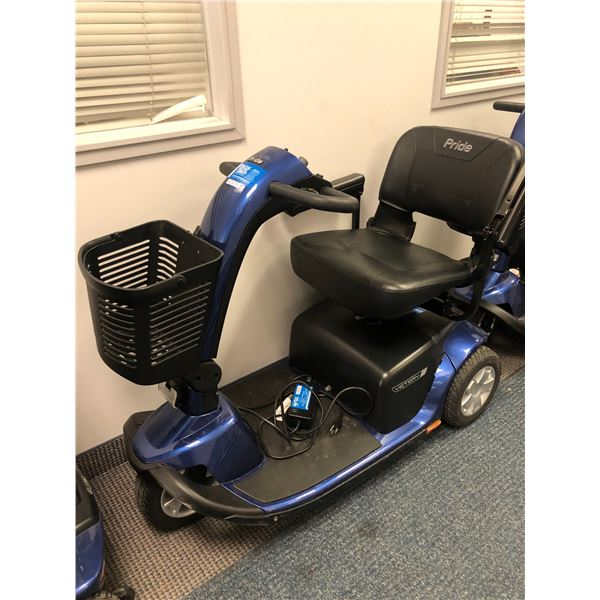 """Pride """"Victory 10"""" power mobility scooter w/ charger - good working order"""