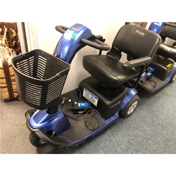 Pride  Victory 10  power mobility scooter w/ charger - good working order