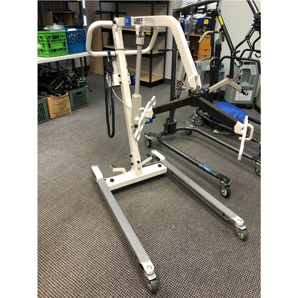 Lumex Health Products power assist medical lift
