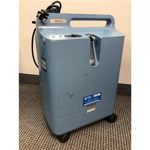 EverFlo Q Respironics oxygen concentrator