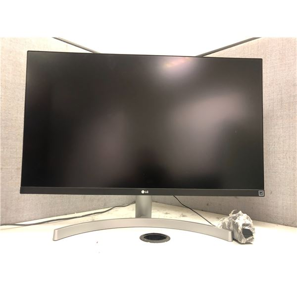 LG 27in monitor - good working order