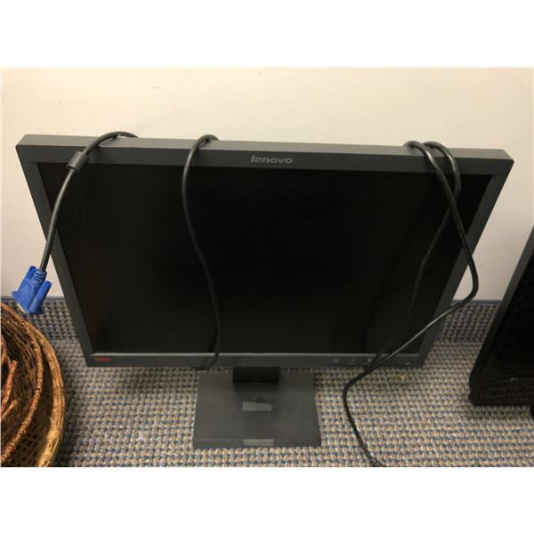 Lenovo ThinkPad 22in monitor - good working order