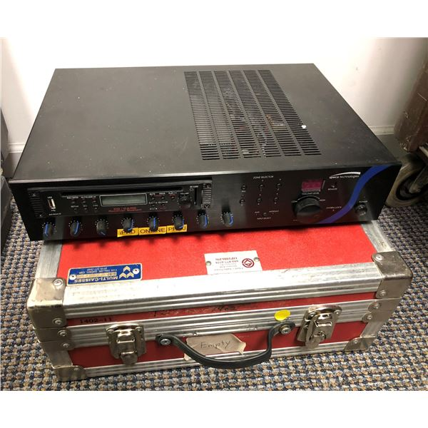 Speco Technologies CD/card receiver system