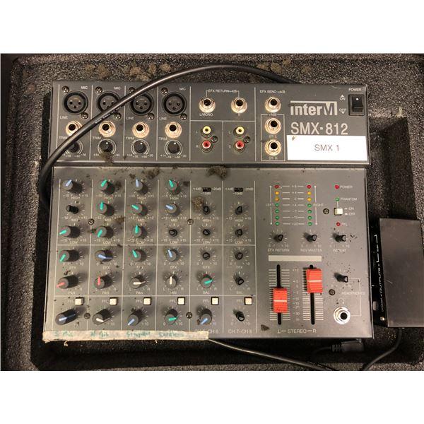 Interm SMX-812 small mixer